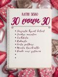 Cover for 30 ennen 30