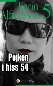 Cover for Pojken i hiss nummer 54