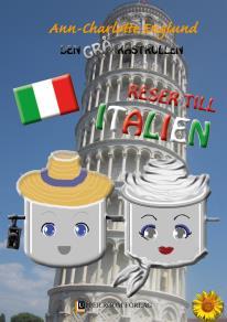Cover for Den grå kastrullen reser till Italien