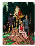 Omslagsbild för Kerimaa mytologia: Väinämöisen ihmeelliset seikkailut