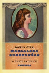 Omslagsbild för Domen över Magdalena Rudensköld
