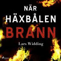 Cover for När häxbålen brann