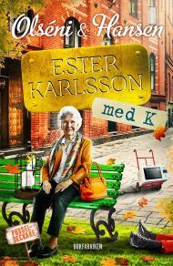 Omslagsbild för Ester Karlsson med K