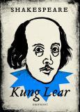 Omslagsbild för Kung Lear