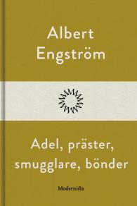 Omslagsbild för Adel, präster, smugglare, bönder