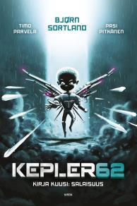 Cover for Kepler62 Kirja kuusi: Salaisuus