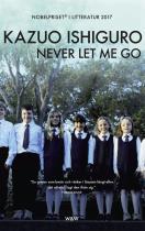 Omslagsbild för Never let me go