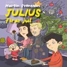 Omslagsbild för Julius firar jul