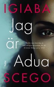 Cover for Jag är Adua