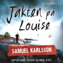 Cover for Jakten på Louise