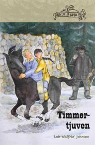Cover for Timmertjuven