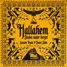 Cover for Hallahem. Staden under berget