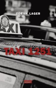 Omslagsbild för Taxi 1251 - Överhörda baksätesberättelser