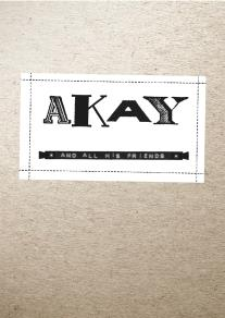 Cover for AKAY