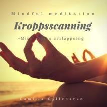 Omslagsbild för Liggande kroppsscanning- Mindfulness avslappning