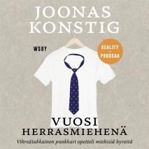 Cover for Vuosi herrasmiehenä