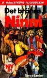 Omslagsbild för Ninni 5 - Det bränns, Ninni