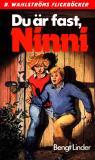 Omslagsbild för Ninni 6 - Du är fast, Ninni