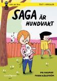 Omslagsbild för Saga och Max 5 - Saga är hundvakt
