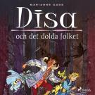 Bokomslag för Disa och det dolda folket