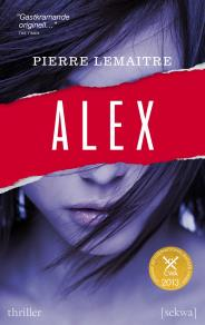 Omslagsbild för Alex