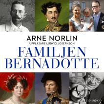 Cover for Familjen Bernadotte: Del 1
