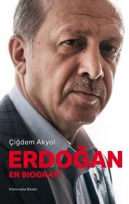 Omslagsbild för Erdogan. En biografi