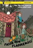 Omslagsbild för Spökhuset 4 - Fasor och fladdermöss