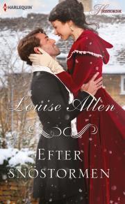 Cover for Efter snöstormen