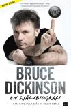 Cover for Bruce Dickinson: En självbiografi. What does this button do?
