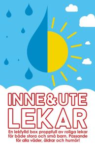 Cover for Inne- & utelekar (PDF)