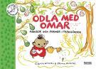 Omslagsbild för Odla med Omar : Färger och former i trädgården
