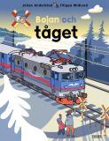 Bokomslag för Bojan och tåget