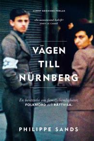 Omslagsbild för Vägen till Nürnberg : En berättelse om familjehemligheter, folkmord och rättvisa
