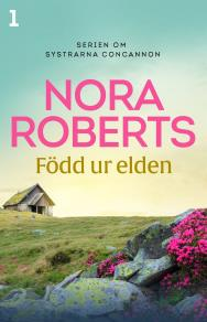 Cover for Född ur elden