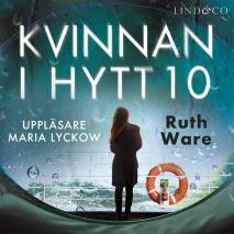 Cover for Kvinnan i hytt 10