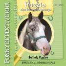 Omslagsbild för Ponnydetektiverna. Puzzle – den förrymda ponnyn
