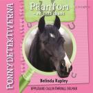 Omslagsbild för Ponnydetektiverna. Phantom - en sista chans