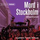 Bokomslag för Mord i Stockholm