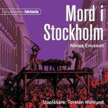 Omslagsbild för Mord i Stockholm