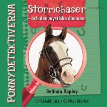 Cover for Ponnydetektiverna. Stormchaser - och den mystiska dimman