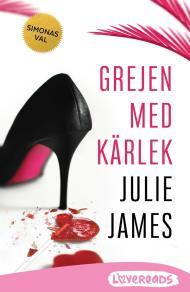 Cover for Grejen med kärlek