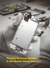 Cover for Circular Business Models in the Mobile Phone Industry