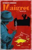 Omslagsbild för Maigrets jul