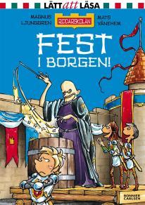 Omslagsbild för Fest i borgen!