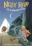 Cover for Nelly Rapp och frankensteinaren