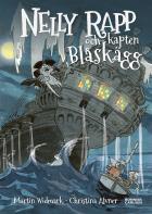 Omslagsbild för Nelly Rapp och kapten Blåskägg