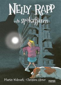 Omslagsbild för Nelly Rapp och spökaffären