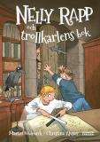 Omslagsbild för Nelly Rapp och trollkarlens bok