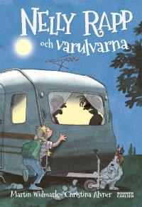 Cover for Nelly Rapp och varulvarna